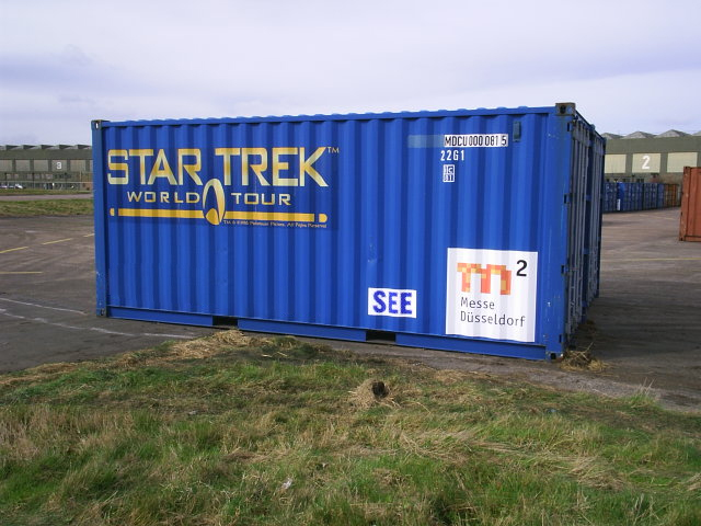 Star Trek container
