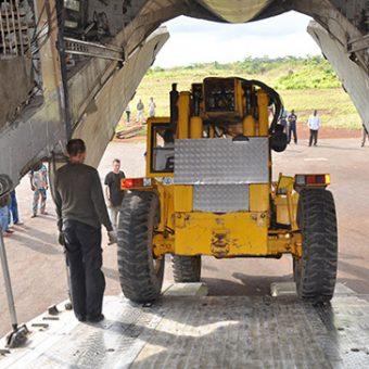 Diamond Mine Base Camp to The Congo Jungle