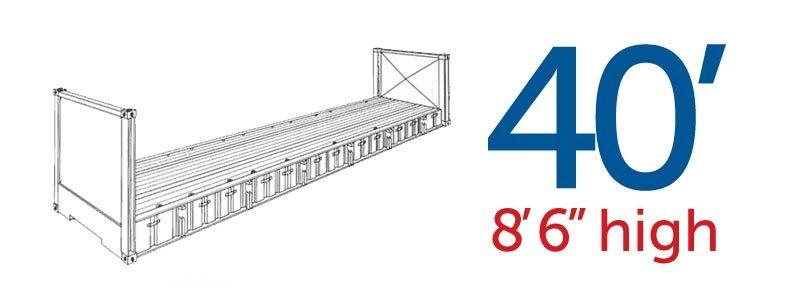 Flat 40′