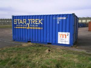 Star Trek container