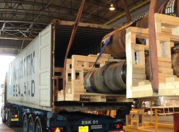 Drill Pipes to South Korea