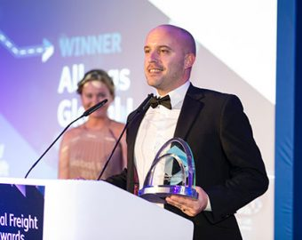 Allseas Global Logistics named Project / Heavylift Forwarder of the Year