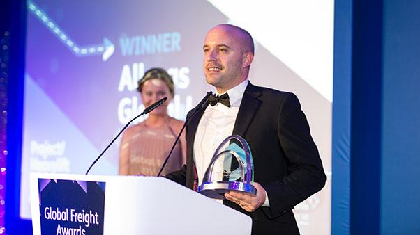 GF Awards win