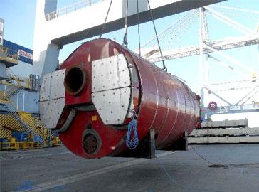 Power generation boilers to Pakistan & Bangladesh