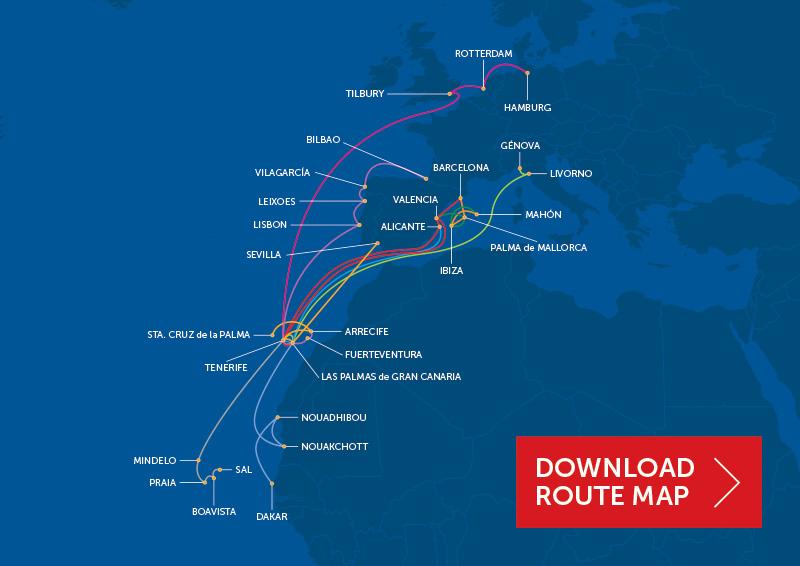 Boluda route map