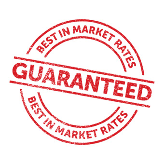 Price Guarantee Stamp