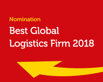 Nomination for Best Global Project Logistics Firm 2018