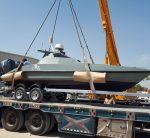 Saudia Arabia Navy boat