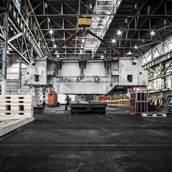 Ford Dagenham factory relocation