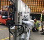 air freight shipments