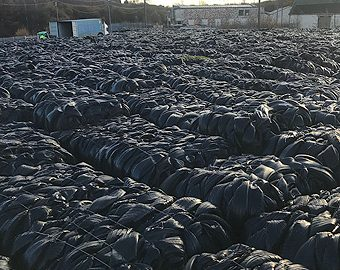 8,000 MT tons of rubber waste from Glasgow to Mumbai