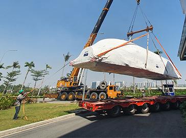 Airbus A320/21 Cabin Crew Trainer Shipment