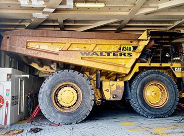 777D Mining Rock Trucks